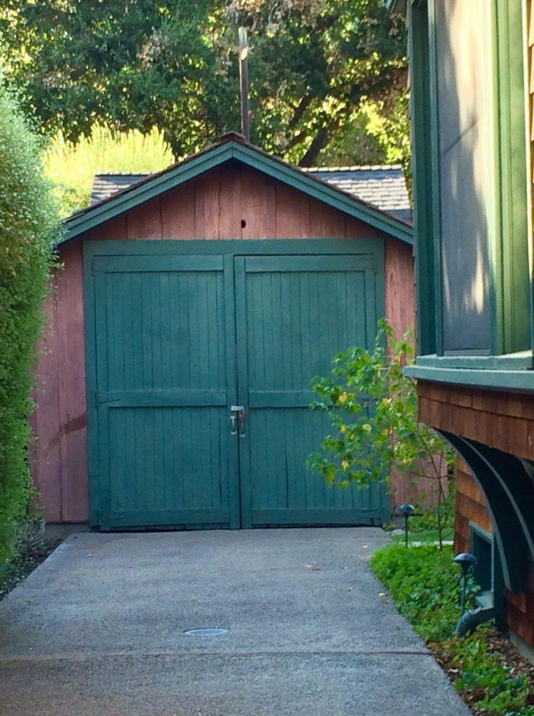 Hewlett Packard Garage, Palo Alto CA