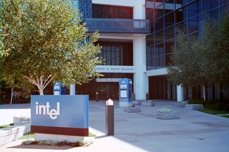 Second Intel Santa Clara Campus